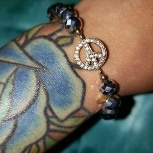 Jewelry - Peace Sign Bracelet